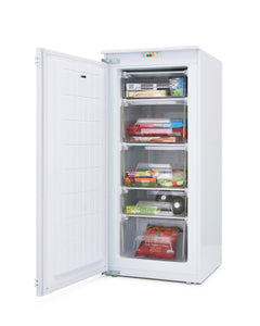 Montpellier MITF122 In-Column Freezer 1.2m Tall-Montpellier-ChillingWine