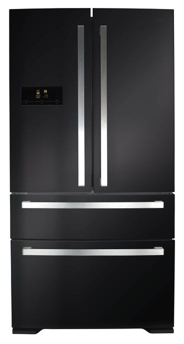 Great Offer PC870BL American style 2 door + 2 drawer fridge freezer-CDA-ChillingWine