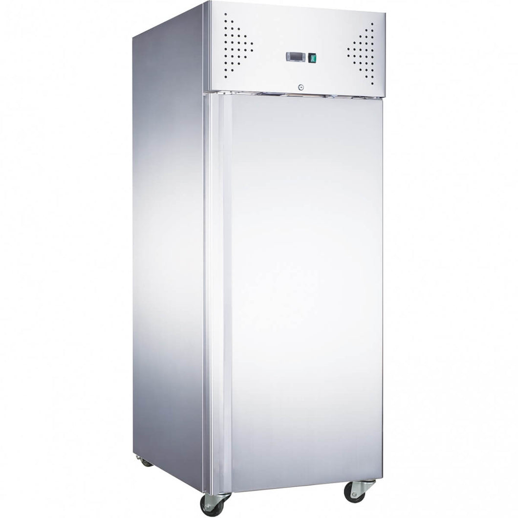 GREAT OFFERS ON FREEZERS - Slimline Upright Freezer Stainless Steel Cabinet 429 litres (More coming soon!)-ChillingWine-ChillingWine