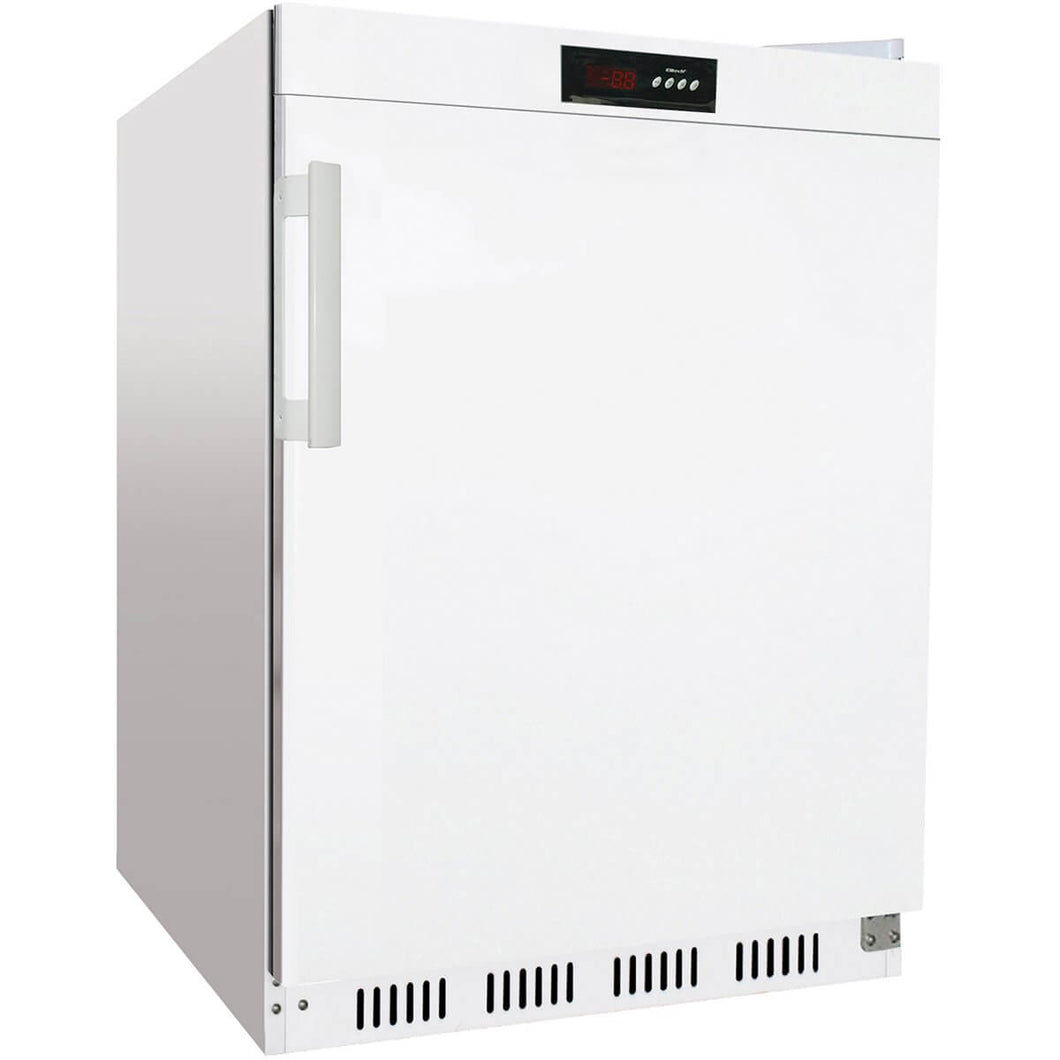 Compact freezer 130 litres under counter or countertop
