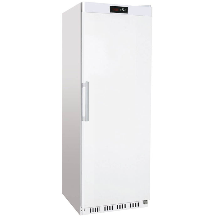 A super slim professional freezer with 7 shelves and 361 litre capacity