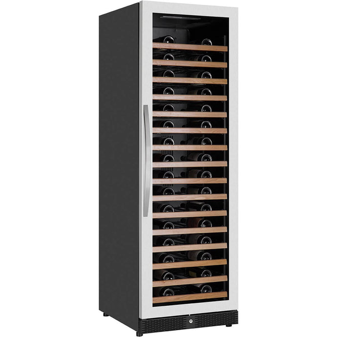 Premium dual zone home or commercial wine refrigerator CW168DZ