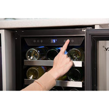 Load image into Gallery viewer, HUSKY ZY2 Signature Wine Cooler 31 Bottles-Husky-ChillingWine