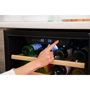 HUSKY-ZY7-D-NS-44 Signature Wine Cooler-Husky-ChillingWine