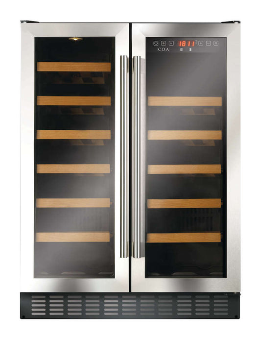 Great Offers FWC624SS Freestanding/under counter double door wine cooler