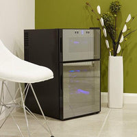 HUSKY-HN7 Reflections Dual Zone Drink Chiller