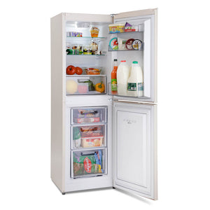 Montpellier MS148 Static 50/50 Combi Fridge FreezerNo Shipping Charge