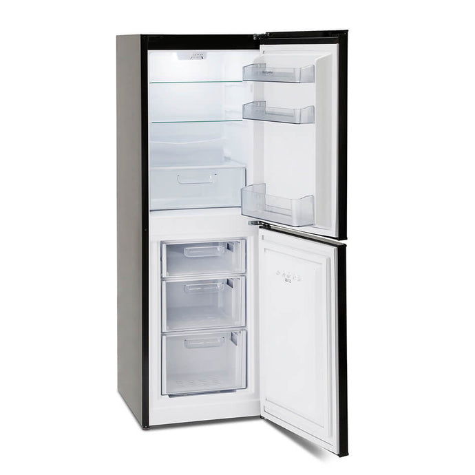 MAB148  Retro Fridge Freezer