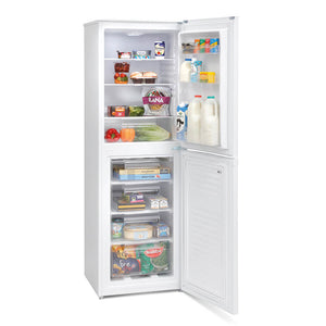 Montpellier MS171W Static Combi Fridge Freezer No Shipping Charge