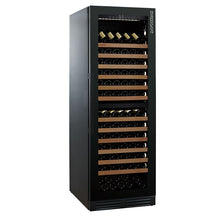 Load image into Gallery viewer, Save TODAY This New Model with Zero Delivery Charges  SWISSCAVE single zone WLB-460F wine fridge