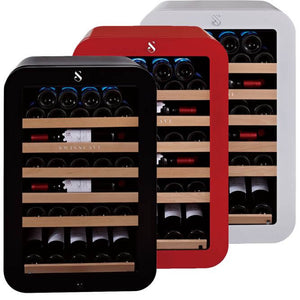 £30 Off and Without Shipping Charges - Get a choice of colours for this BRAND NEW wine cooler