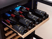 Load image into Gallery viewer, No Shipping Costs Single zone wine cooler WL150F capacity for 50-60 bottles