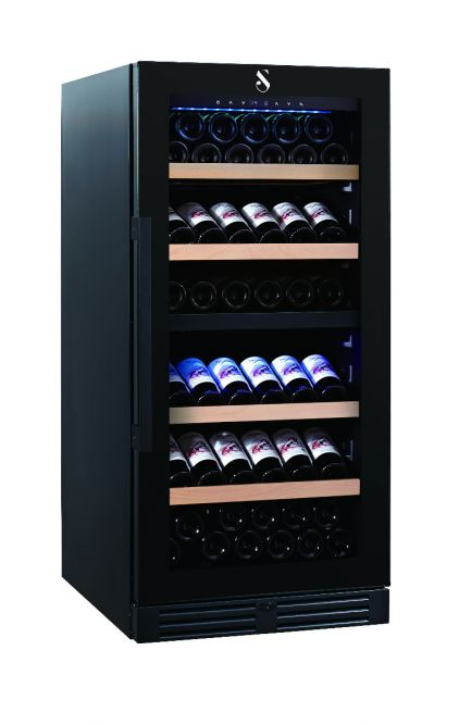 PRICE INCL SHIPPING- Brand new 112-135 Capacity wine cooler from Swisscave