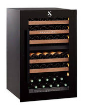 Load image into Gallery viewer, Save today Single zone wine chiller from Swisscave up to 42 bottles-Swisscave-ChillingWine