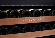 Load image into Gallery viewer, No Shipping Costs Swisscave single zone wine cooler WLI-60F with a 24 bottle capacity-Swisscave-ChillingWine