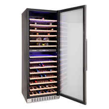 Load image into Gallery viewer, Montpellier WS181SDX 181 Bottle Wine Cooler-Montpelier-ChillingWine