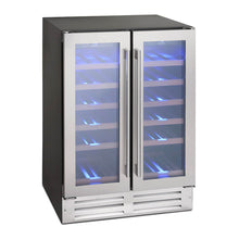 Load image into Gallery viewer, Montpellier WS38SDDX 38 Bottle Wine Cooler-Montpelier-ChillingWine