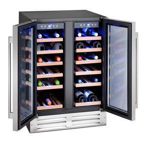 Montpellier WS38SDDX 38 Bottle Wine Cooler-Montpelier-ChillingWine