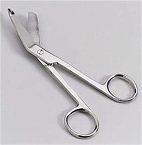 "Deluxe Bandage Scissors, 5-3/4"" Stainless Steel, 1 ea."