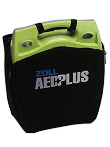 ZOLL AED Plus Black Carry Bag