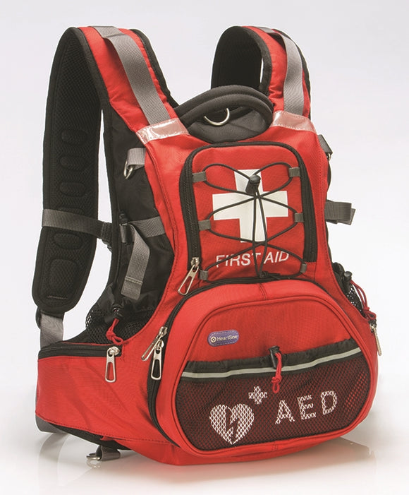 Backpack for HeartSine AED