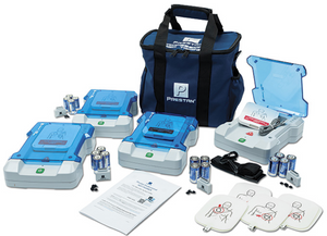 Prestan Professional AED Trainer 4-Pack