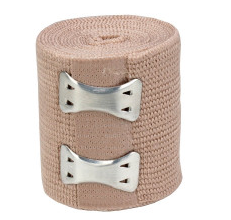 "2"" x 5 yd Elastic Bandage with 2 Fasteners - 1 Each"