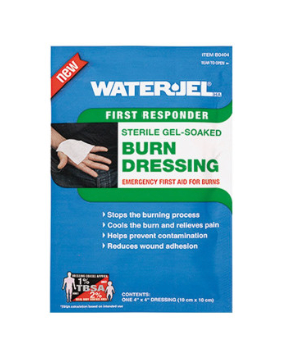 Water Jel Brand Burn Dressing