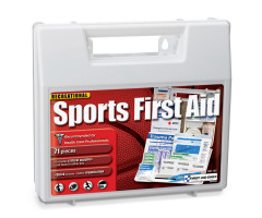 71 Piece Large Personal Sports First Aid Kit