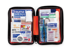 Outdoor First Aid Kit, Softsided, 107 pc - Small