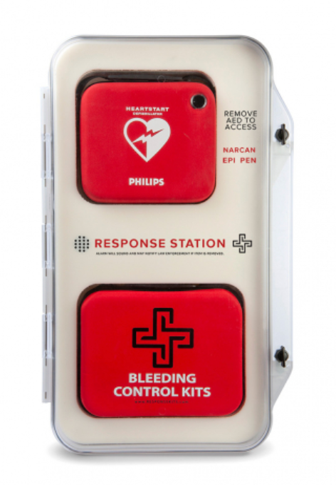 Bleeding Control Response Station