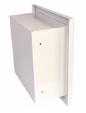 Public Access Bleeding Control Metal Semi-recessed Wall Case