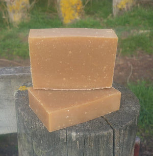 Goats Milk Shampoo Bar Neem Oil