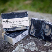 Goats Milk & Charcoal OUT OF STOCK