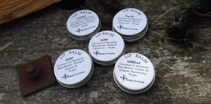 Lip Balm, no nasties! ROUND Tin