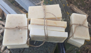 Goats milk Soap Ends