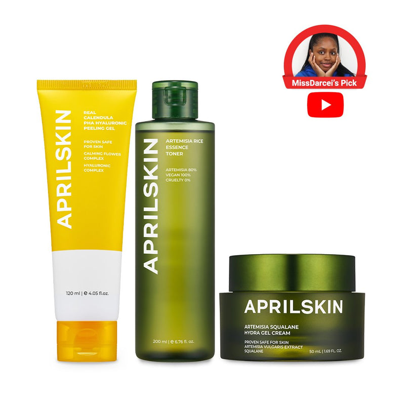 Ultimate Skin-Smoothing SET - APRILSKIN US