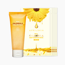 Load image into Gallery viewer, Calendula Mask SET