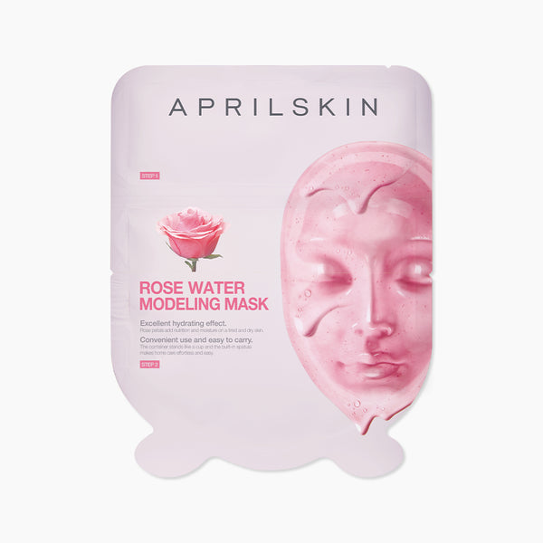 Rose Water Modeling Mask 1 BOX (3EA)