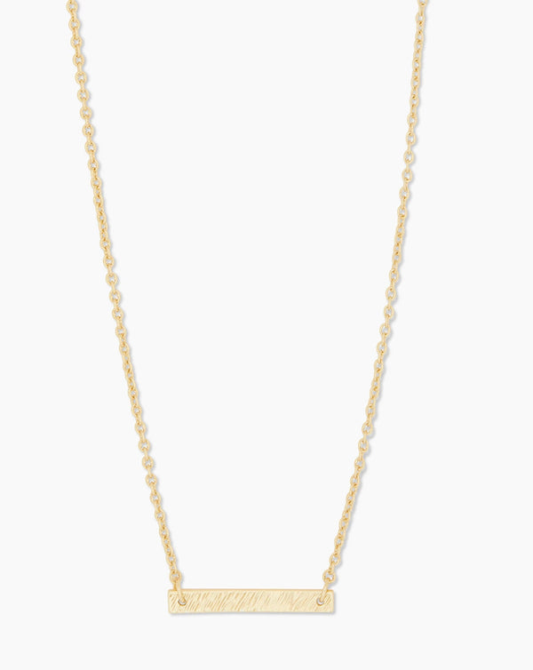 GORJANA KNOX NECKLACE - GOLD - RETAIL STORE