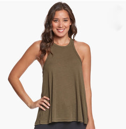FREE PEOPLE LONG BEACH TANK - AVAILABLE IN BLACK, GREY, WHITE AND ARMY - RETAIL STORE