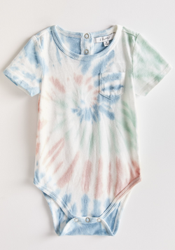 Z SUPPLY TIE DYE ONSESIE - RETAIL STORE