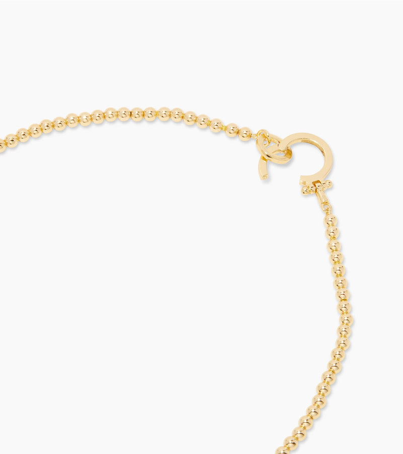 GORJANA PARKER BEAD NECKLACE - GOLD - RETAIL STORE