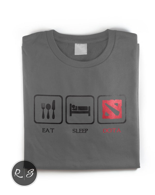 Defense Of The Ancients- Eat Sleep Dota T-Shirt