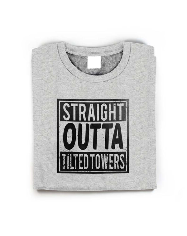 Fortnite Straight Outta Tilted Towers T-Shirt