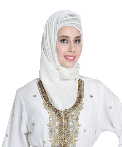 10 Stylish Ways to Wear a Scarf.The hijab is an essential part of our wardrobe. Choosing and styling the hijab deserves as much thought as choosing and styling the rest of your clothes. DUBAI KAFTAN HIJAB ABAYA