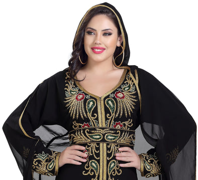 In addition to being a fashion staple for Muslim women, the Abaya is admired for its ability to enhance the beauty of any clothing in addition to lending elegance and femininity to the wearer. The turn of the 21st century made a rise in Nida Fabric Abaya