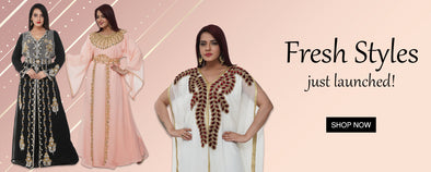 Fresh Arrival of Affordable Kaftans