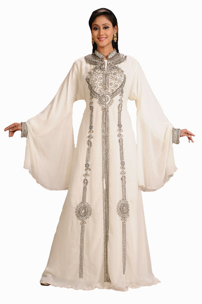 Islamic Dress Moroccan Caftan - Maxim Creation
