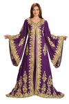ALGERIAN KAFTAN WEDDING GOWN 4458